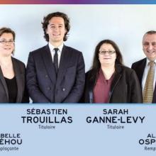 Candidats aux élections départementales Arcueil-Cachan