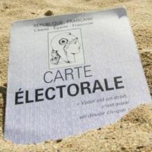abstention, elu, vote